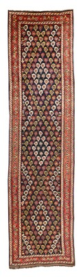 Lot 467 - A North-West Persian runner