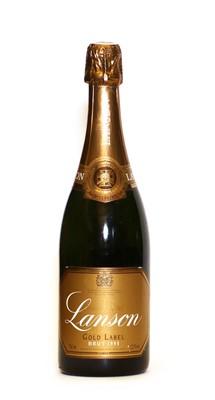 Lot 24 - Lanson, Gold Label, Reims, 1993, one bottle
