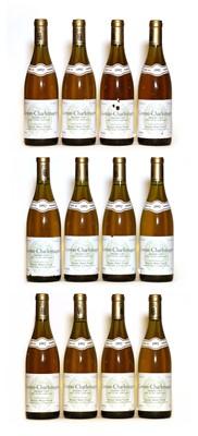 Lot 38 - Corton Charlemagne, Grand Cru, Domaine Michel Voarick, 1992, twelve bottles