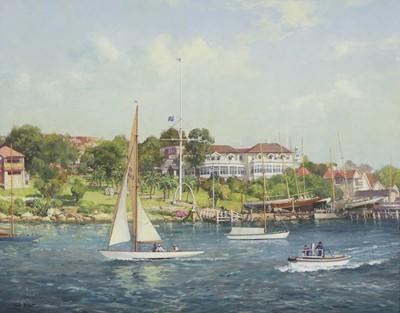 Lot 340 - John Charles Allcot (British-Australian, 1889-1973)