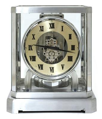 Lot A Jaeger-LeCoultre 'Atmos' clock