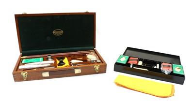 Lot 78 - Two modern gun cleaning kits