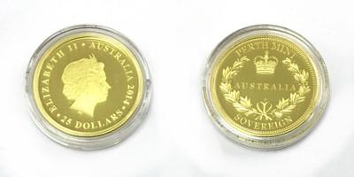 Lot 93C - Coins, Australia, Elizabeth II (1952-)