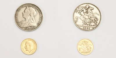 Lot 93 - Coins