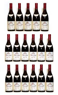 Lot 72 - Bourgogne, Pinot Noir, Domaine Matrot, 2010, seventeen bottles