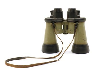Lot 80 - A pair of German WWII U Boat binoculars