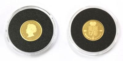 Lot 93A - Coins, World, Elizabeth II (1952-)