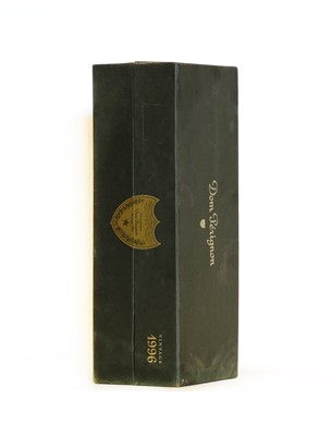Lot 25 - Dom Perignon, Epernay, 1996, one bottle (boxed)