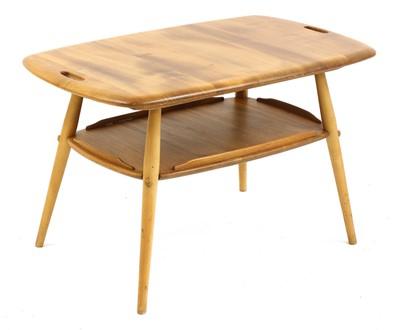 Lot 539 - An Ercol butler's table