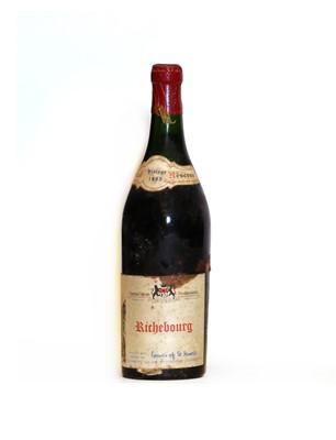 Lot 78 - Richebourg, Grants of St James's, 1953, one bottle