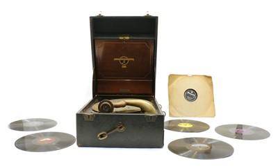 Lot 95 - A Columbia gramophone