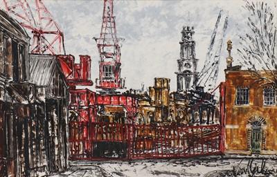 Lot 330 - *Noel Gibson (1928-2005)