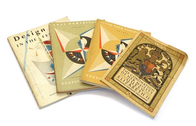 Lot 60 - Three Festival of Britain brochures