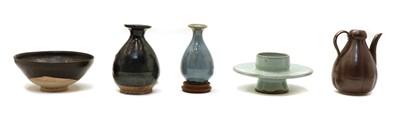 Lot 100 - A Chinese Jian-ware tea bowl
