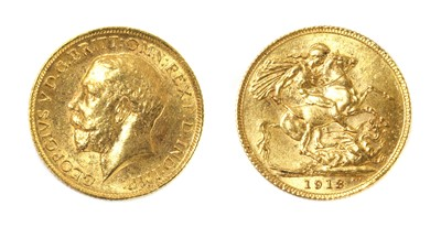 Lot 53 - Coins, Great Britain, George V (1910-1936)