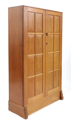 Lot A Cotswold School cherrywood cabinet