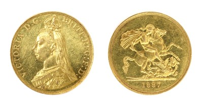 Lot 16 - Coins, Great Britain, Victoria (1837-1901)