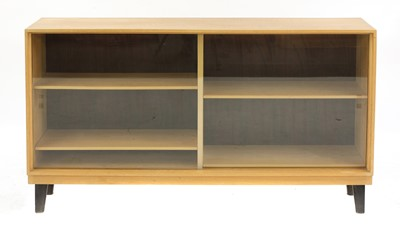Lot 485 - A Gordon Russell ash bookcase