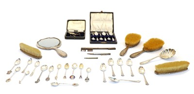 Lot 55 - Silver items