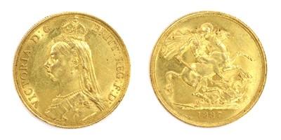 Lot 19 - Coins, Great Britain, Victoria (1837-1901)