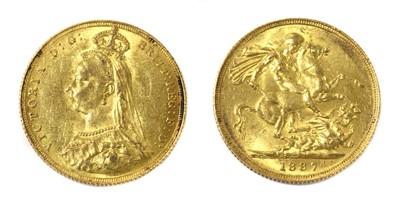 Lot 23 - Coins, Great Britain, Victoria (1837-1901)