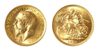 Lot 72 - Coins, Australia, George V (1910-1936)