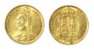 Lot 24 - Coins, Great Britain, Victoria (1837-1901)