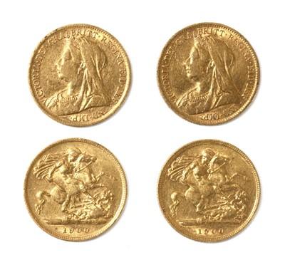 Lot 32 - Coins, Great Britain, Victoria (1837-1901)