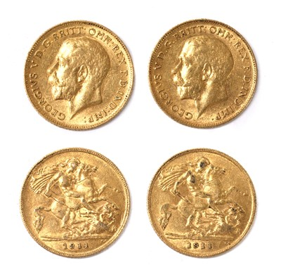 Lot 47 - Coins, Great Britain, George V (1910-1936)