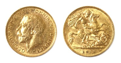 Lot 55 - Coins, Great Britain, George V (1910-1936)