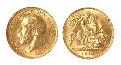 Lot 60 - Coins, Great Britain, George V (1910-1936)