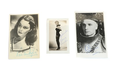 Lot 96A - A collection of Studio fan-mail and send-outs