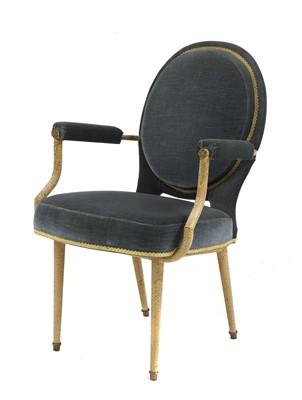Lot 444 - An armchair