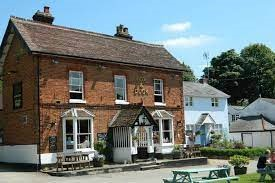 Lot 14 - Dinner with wine at the Fox and Duck, Therfield Village, North Herts, for two people
