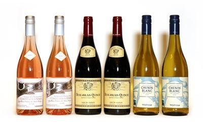 Lot 24 - Assorted wine