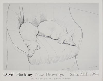 Lot 301 - *David Hockney RA (b. 1937)