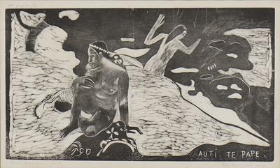 Lot 126 - Paul Gauguin (French, 1848-1903)