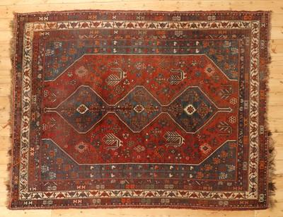 Lot 445 - A Persian carpet