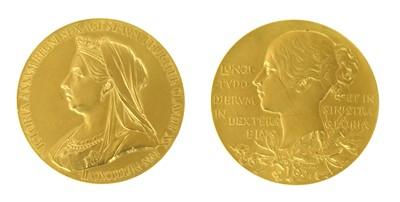 Lot 109 - Medals, Great Britain, Victoria (1837-1901)