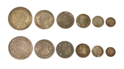 Lot 62 - Coins, Great Britain, George V (1910-1936)