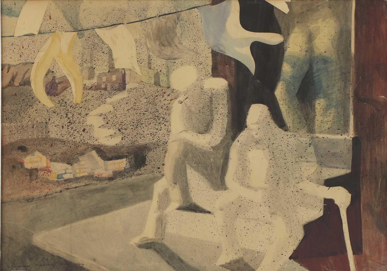 Lot 74 - *David Gommon (1913-1987)