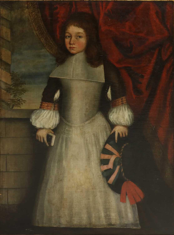 Lot 532 - English School, c.1670