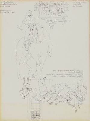 Lot 154 - *Leonard Rosoman RA (1913-2012), after Sir Anthony Van Dyck and others