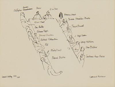 Lot 161 - *Leonard Rosoman RA (1913-2012)