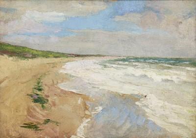 Lot 111 - *Jean- Franck Baudoin (French, 1870-1961)