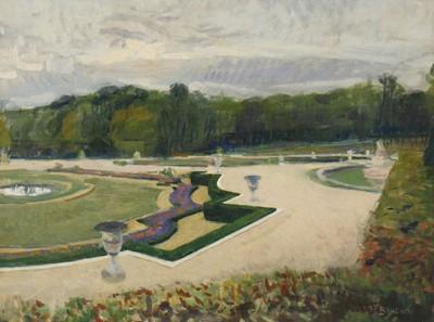 Lot 114 - *Jean-Franck Baudoin (French, 1870-1961)