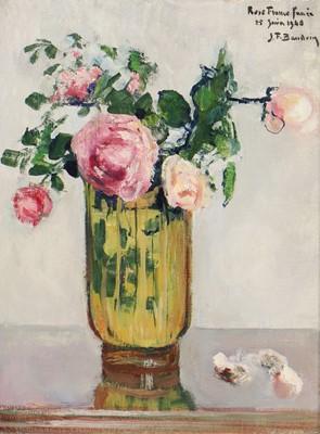 Lot 113 - *Jean-Franck Baudoin (French, 1870-1961)