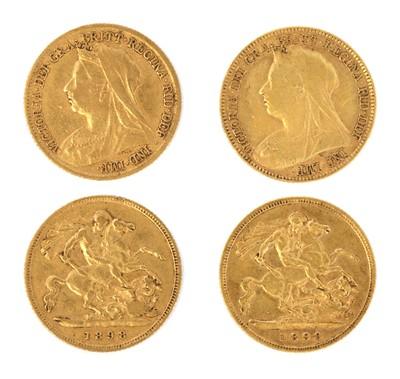 Lot 30 - Coins, Great Britain, Victoria (1837-1901)