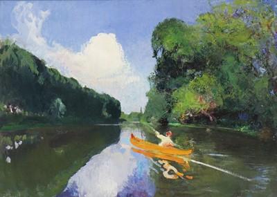 Lot 109 - *Jean-Franck Baudoin (French, 1870-1961)
