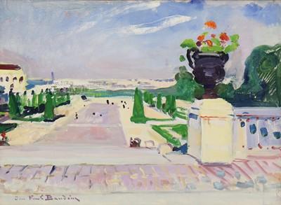 Lot 112 - *Jean-Franck Baudoin (French, 1870-1961)